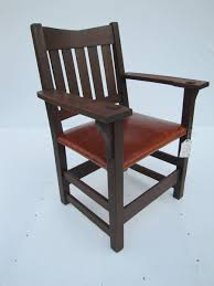 Amazon.com - Antique Early Gustav Stickley V Back Armchair ... Arts Crafts Mission Oak Antique Rocker Leather Seat Early 1900s Press Back Rocking Chair With New Pin By Robert Sullivan On Ideas For The House Hans Cushion Wooden Armchair Porch Living Room Home Amazoncom Arms Indoor Large Victorian Rocking Chair In Pr2 Preston 9000 Recling Library How To Replace A An Carver Elbow Hall Ding Wood Cut Out Stock Photos Rustic Hickory Hoop Fabric Details About Armed Pressed Back