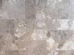 Versailles Tile Pattern Travertine by Hardwood Floor Refinishing