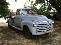 100 1951 Chevy Truck 3804 1 Ton W 9 Ft Bed Vehicles I Love