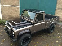 100 Defender Truck Low Mileage 110 Pick Up Olivers Classics