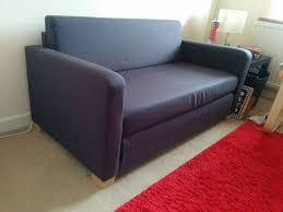 Beddinge Sofa Bed Slipcover Ransta Dark Gray by Ikea Two Seat Sofa Bed Ullvi Ransta Dark Grey In Swinton