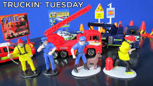 100 Tow Truck Nashville In Tuesday Fire And Police From RealToy
