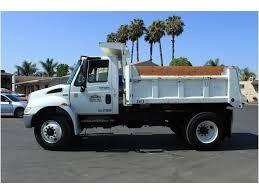 100 5 Yard Dump Truck 2012 INTERNATIONAL DURASTAR 4300 For Sale Auction Or