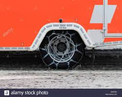 Snow Chain Tires Stock Photos & Snow Chain Tires Stock Images - Alamy Tire Chains Archives Arctic Wire Rope Supplyarctic Custom Rubber Tracks Right Track Systems Int Truckined Cold Weather And Semi Trucks Beat Old Man Winter With These Tips Coinental Truck Tires Stock Photos Images Alamy Snow Tire Wikipedia 11 Places In The Us Where You Need To Carry Trippingcom 57 Vs Sedona V Bar Set Of 2 14 5 X 54 How To Install On Your Rig Youtube Best Reviews Ratings Buying Guide Install Chains Your Dually Easily And Quickly Scania 2015 Uptime In The Snow Group