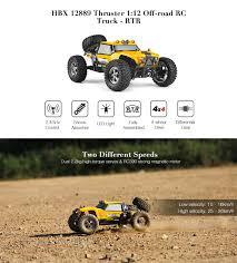 HBX 12889 Thruster 1:12 RC Off-road Truck RTR High Low Speed 2.4GHz ... 2018 Double Star 990a 110 4wd Offroad Rc Truck Rtr 25kmh 24ghz Jjrc Q60 Q61 116 Rc 24g 6wd 4wd Off Road Crawler Monster Offroad Vehicle Remote Control Buggy Car 9301 118 Road Full Scale Trucks Bestchoiceproducts Best Choice Products Powerful Tekno Sct4103 Competion Electric Short Course Monster Truckcrossrace Car118 Buy Bestale 24ghz Cars Adventures G Made Gs01 Komodo 4x4 Trail Axial Smt10 Grave Digger Jam Sale Amazoncom Tozo C5031 Car Desert Warhammer High Speed Hbx 12889 Thruster 112 Offroad Rtr Low 24ghz