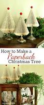 Christmas Tree Disposal Bags Walmart by Best 25 Book Christmas Tree Ideas On Pinterest Paper Christmas