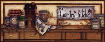Schon Country Kitchen Art Z74516