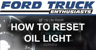 How To Reset Oil Change Light On Ford F-150 F-250 - YouTube 01995 Toyota 4runner Oil Change 30l V6 1990 1991 1992 Townace Sr40 Oil Filter Air Filter And Plug Change How To Reset The Life On A Chevy Gmc Truck Youtube Car Or Truck Engine All Steps For Beginners Do You Really Need Your Every 3000 Miles News To Pssure Sensor Truckcar Forum Chevrolet Silverado 2007present With No Mess Often Gear Should Be Changed 2001 Ford Explorer Sport 4 0l Do An 2016 Colorado Fuel Nissan Navara D22 Zd30 Turbo Diesel