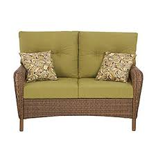 Martha Stewart Patio Furniture Cushion Covers by Replacement Cushions For Patio Sets Sold At The Home Depot