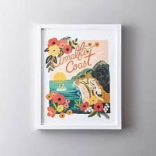Amalfi Coast By Rifle Paper Co