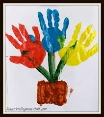 16 Best Hand Art For Preschoolers Images On Pinterest Diy Coloring Activities Kids
