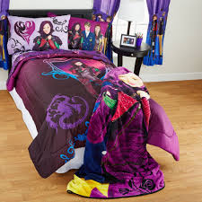 Walmart Purple Bathroom Sets by Descendants U0027auradon Damas U0027 Curtain Panel Set Of 2 Walmart Com