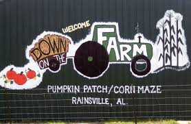 Tate Pumpkin Patch Huntsville Al by Welcome To Down On The Farm Rainsville Al