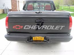 1990 Chevy 454 Ss Truck Awesome Ly 5 200 Miles 1990 Chevrolet 454 Ss ...