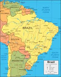 100 Where Is Brasilia Located Brazil Map And Satellite Image