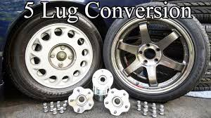 DIY: 5 Lug Conversion On Your Car Or Truck - YouTube Black Rhino Warlord Wheels Rims On Sale Amazoncom Ion Alloy 171 Polished Wheel 08x1651mm Ford F450 550 Alinum 8lug Package Buy Truck 2005 Chevy Silverado 2500 20 Inch Magazine Ultra Ultra Worx 803 Beast 20x10 Dcenti 903n 8 Lug Pattern Will Fit Most Trucks Flat Hammer By Collection Fuel Offroad Set 4 17 Vision Warrior Machined 17x85 6x55 Gmc Us Mags Indy U101 Aftermarket M80 Sota Offroad