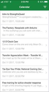 Unt Blackboard Help Desk by Unt Mobile App U2013 Five Useful Features Benchmarks Online