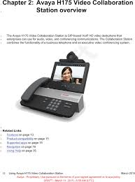 H175 IP Video Phone User Manual Using Avaya H175 Video ... Sysnet System Solutions Pte Ltd Ascent Networks Telephone Avaya Ip Office 500 V2 Ip500 Control Unit Telco Depot Phone With 6 Handsets 1408 1416 Digital Small 16i Buy Business Telephones Systems The Voip Thats The Same Price As A Traditional Savings Simplified And How To Get Your Next Nec Phone Support Knowledge Base Inquira Infocenter Review 2018 For 1608 Busisstelephone Black With Stand Ebay Welcome Kenya Companies Best Internet Services Md Dc Va Pa