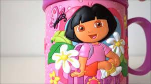 Dora The Explorer Fiesta Kitchen Set by Dora The Explorer Beautiful Cup Mug Youtube