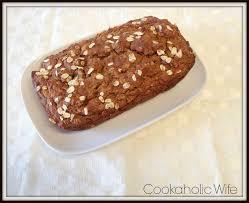 Skinnytaste Pumpkin Bread by Cookaholic Wife January 2014