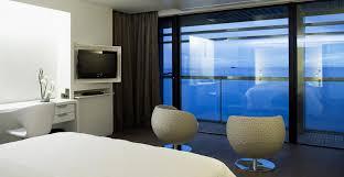 chambres vue mer a l hotel oceania 4 etoiles malo et suite