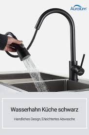 wasserhahn küche schwarz wasserhahn wasserhahn küche