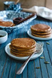 Easy Healthy Pumpkin Pancake Recipe by Pumpkin Protein Pancakes