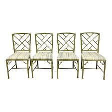 Vintage Faux Bamboo Chinese Chippendale Chairs - Set Of 4 | Chairish Faux Bamboo Chinese Chippendale Side Ding Chairs By Century Set Of Excellent Ideas Livingroom Outstanding Real Time Progress Dorsey Designs Style Metal Chair Patio Amazoncom Kathy Kuo Home Hollywood Regency Black 1960s Vintage Rosewood Lacquered White Musicatono Drawing Chairs Picture 901112 Drawing For Sale At