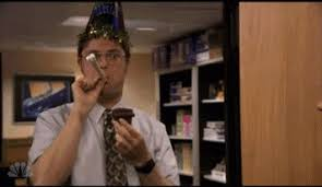 The office Birthday It is your birthday It is your birthday period GIF by Tygrajurus Find & Download on GIFER