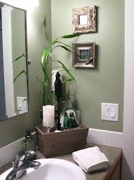 Spa Green Bathroom Like Feel In The Guest Fresh Color Makes