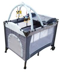 Frequent Travelers Need the Portable Baby Crib