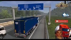 100 Euro Truck Sim Mods 4332 MB Ulator 2 133 Regional Map Project