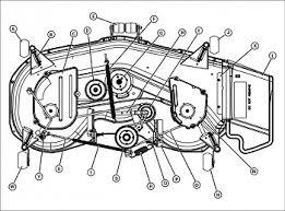 John Deere 48c Mower Deck Manual by John Deere L U0026g Belt Routing Guide Mytractorforum Com The