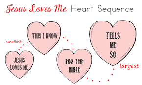 Valentines Day Bible Printables