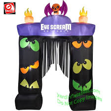 Halloween Inflatable Archway Tunnel by Halloween Inflatables