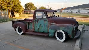 Coworker's 1952 GMC : Trucks