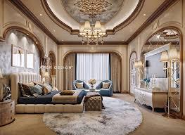luxury schlafzimmer szene moderneschlafzimmerideen