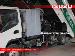 100 Used Sweeper Trucks For Sale Hot Selling Brand Algeria New 68m3 Isuzu Dust Suction S