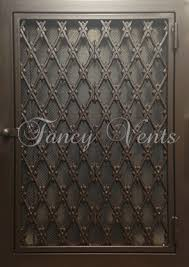Decorative Return Air Grille Canada by Fancy Vents