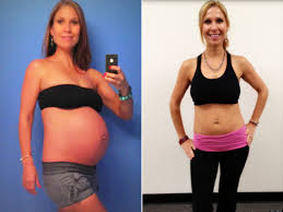 Mind Body Fitness Goals How I Lost My Pregnancy Weight Part 1