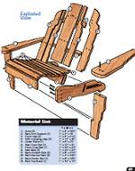 adirondack chair page 2 plans for cape cod folding and