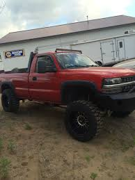 100 Chevy Silverado Truck Parts 1500 Lift Kit With Shocks McGaughys