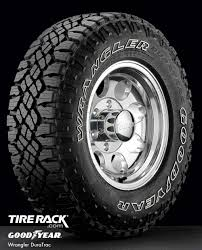 Goodyear Wrangler DuraTrac We're Running This Tire In A 305/70r16 ...