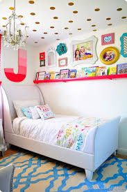 Colorful Tween Girls Bedroom Full Of Fun Ideas Click Here For The Entire Room