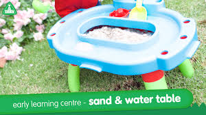 Sand U0026 Water Tables For by Early Learning Centre My First Sand And Water Table Youtube