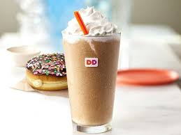Iced Coffee Dunkin Donuts Vanilla Cake Batter And Frozen Mocha Recipe