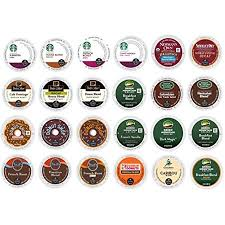 Blue Ribbon Gifts Coffee Variety Sampler Pack Best K Cup Brands Single