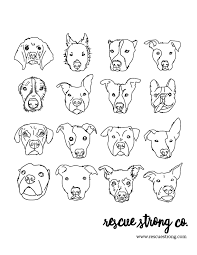 All My Best Friends Are Dogs Coloring Book