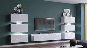 home direct henri n72 modernes wohnzimmer wohnwand wohnschrank schrankwand möbel mediawand an72 19w hg2 1a klein möbel ohne led
