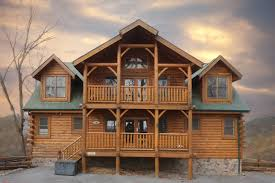 4 Bedroom Cabins In Pigeon Forge by Rising Eagle Lodge Cabin In Sevierville W 8 Br Sleeps27